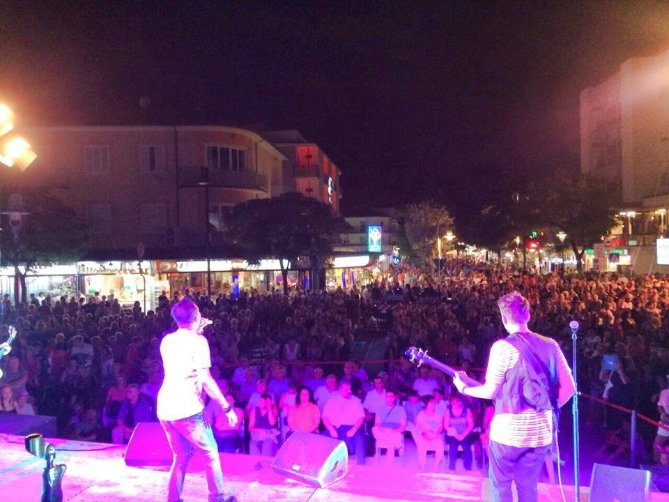 Notte Rosa 2015 a Gatteo Mare